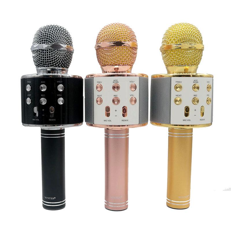 микрофон беспроводной с динамиками купить